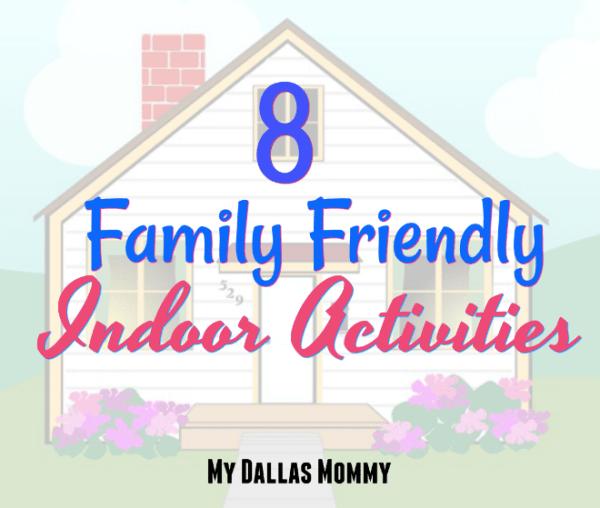 Family indoor activities