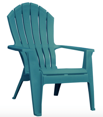 Today Only Lowe S Resin Stackable Adirondack Chairs Only