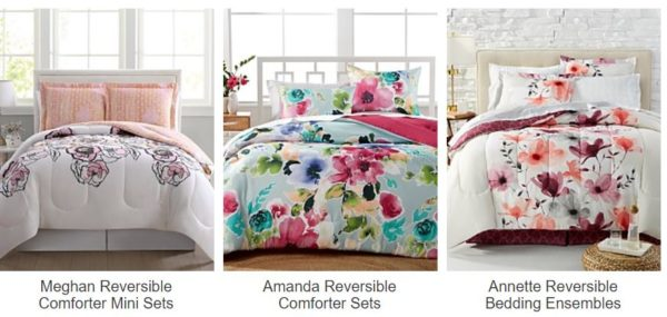 Macy S Bed In A Bag Comforter Sets As Low As 40 Retail