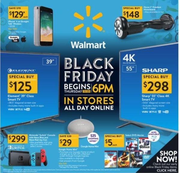Walmart Black Friday Advertisement 2017 My Dfw Mommy