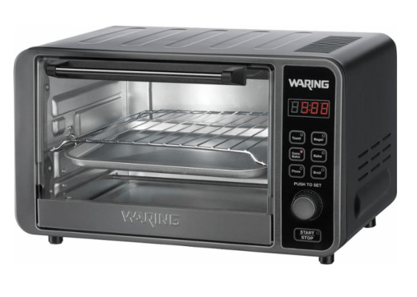 Waring Pro Toaster Oven Just 49 99 Shipped Reg 120