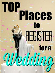 Best Places To Register For A Wedding My Dallas Mommy