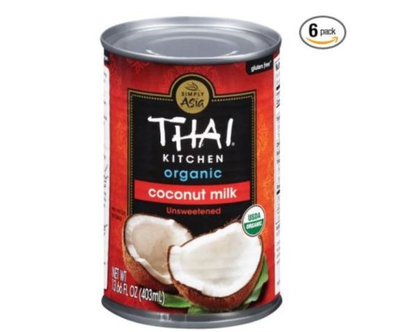 Fantastic 6 Pack Thai Kitchen Organic Coconut Milk 8 83 My Dfw Mommy Interior Design Ideas Clesiryabchikinfo