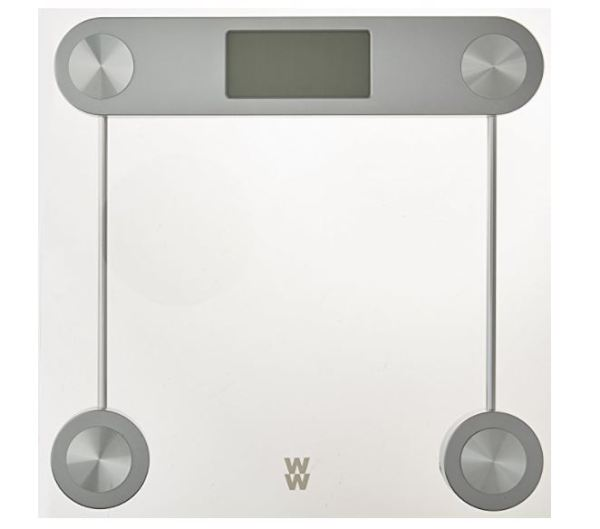 Weight Watchers by Conair Digital Glass Bathroom Scale $10 ...