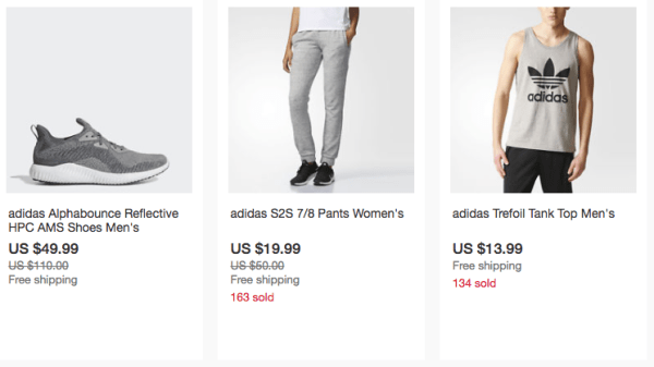 6670a0efb Up to 70% Off Adidas Shoes + Free Shipping - My DFW Mommy
