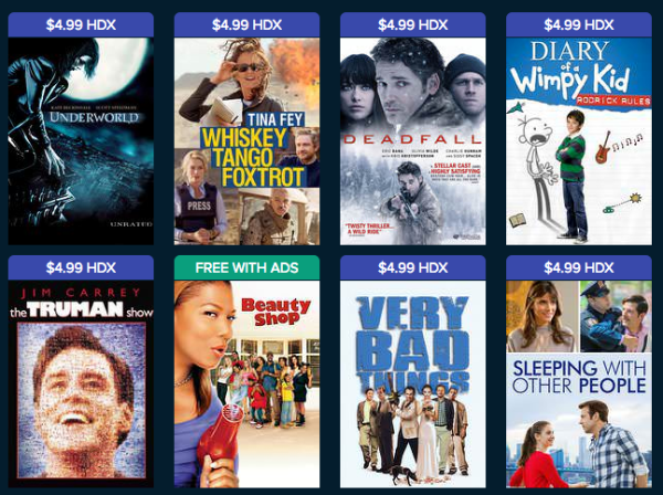 Copy the code inside your case into the box provided. VUDU will instantly let you download a copy of that movie or keep the film in your library. When you log into your account on other devices, you can view that video or download a copy to your device. VUDU offers other coupon and .