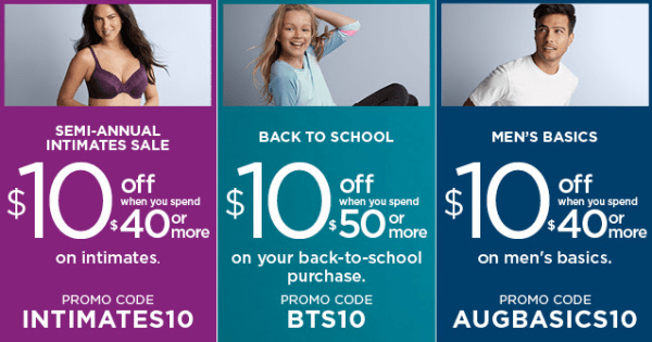 9a5774503 Up to 40% Off Entire Kohl's Online or In-Store Purchase Today Only + Tax  FREE Weekend
