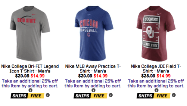 There are 6 Eastbay discount codes for you to consider including 2 coupon codes, and 4 sales. Most popular now: Outlet - Up to 80% Off Eastbay Sale. Latest offer: Outlet - Up to 80% Off Eastbay Sale.