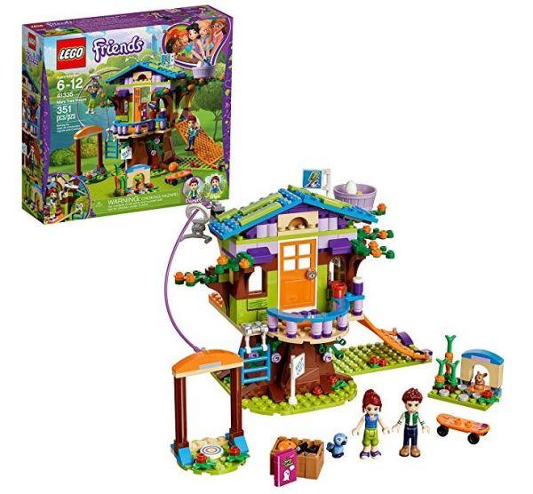Lego Friends Mias Tree House Creative Set 2399 Retail 2999