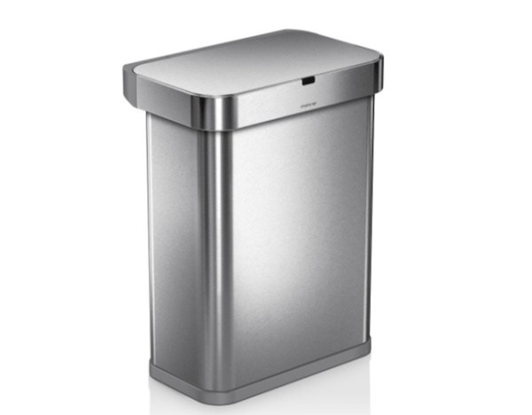 Simplehuman Sensor Trash Can With Voice Amp Motion Control