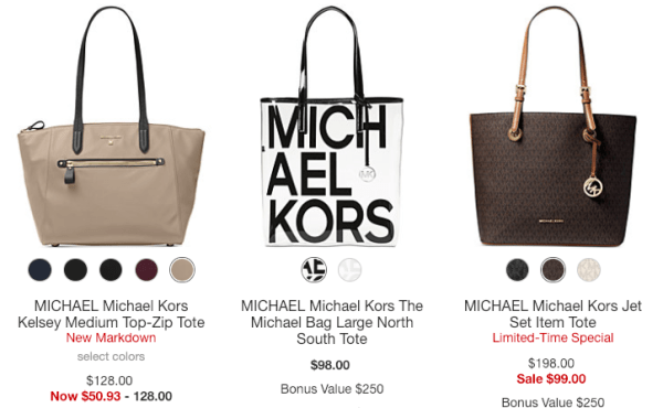 dfad795343af Up to 60% Off Michael Kors Bags - My DFW Mommy