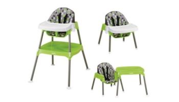 Admirable Evenflo Modern High Chair From 54 99 Retail 99 99 My Creativecarmelina Interior Chair Design Creativecarmelinacom