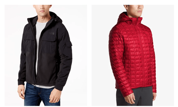 04715b288 Up to 70% Off The North Face Hoodies & Jackets at Macy's - My DFW Mommy