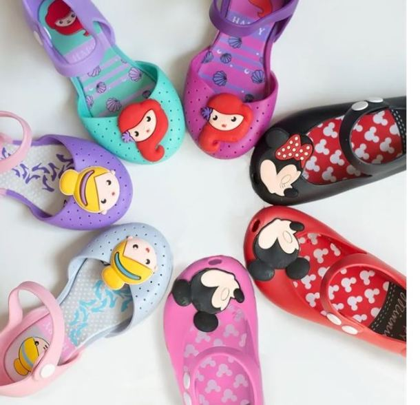 db0fc3c39f0a9 Princess Jelly Shoes $13.99 (Retail $23.99) - My DFW Mommy