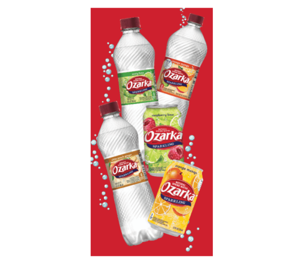 5670d6acfd FREE Ozarka Sparkling Water 8-Pack Coupon - My DFW Mommy