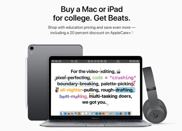 free beats apple