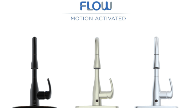FLOW Kitchen Faucet