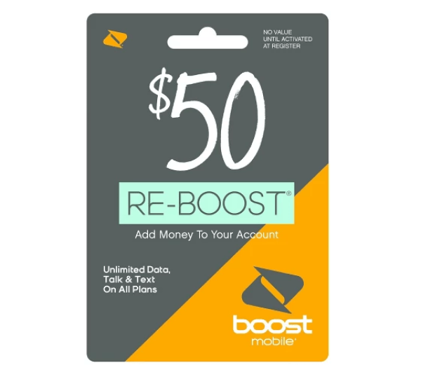 $5 Off Prepaid Phone Cards at Target (Boost, T-Mobile & More