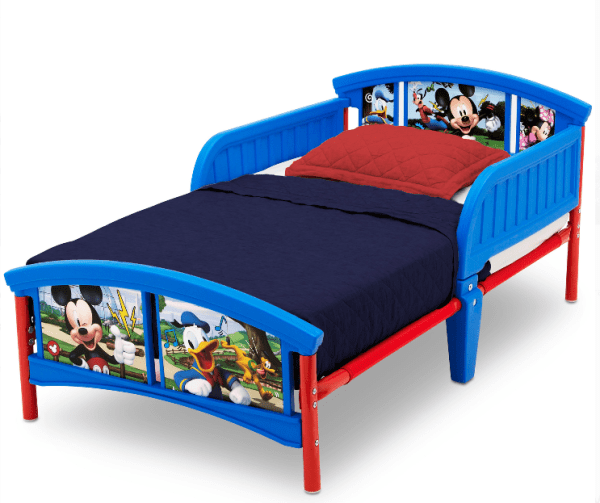 Incredible Delta Disney Themed Toddler Beds 39 Shipped Reg 65 My Onthecornerstone Fun Painted Chair Ideas Images Onthecornerstoneorg