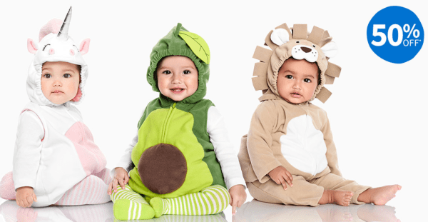 Halloween 2020 In Dfw This Weekend With Children Up to 80% Off Carter's Apparel Including Halloween Costumes   My