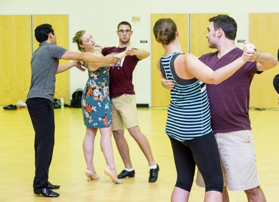 Ballroom Dance As Therapy