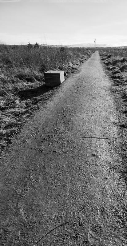 A path at Culloden