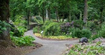 Explorers Garden in Pitlochry