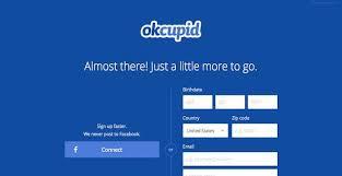 OkCupid Signup Register