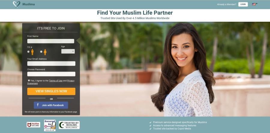 Muslima Dating Site. Intalnire unica evanghelica