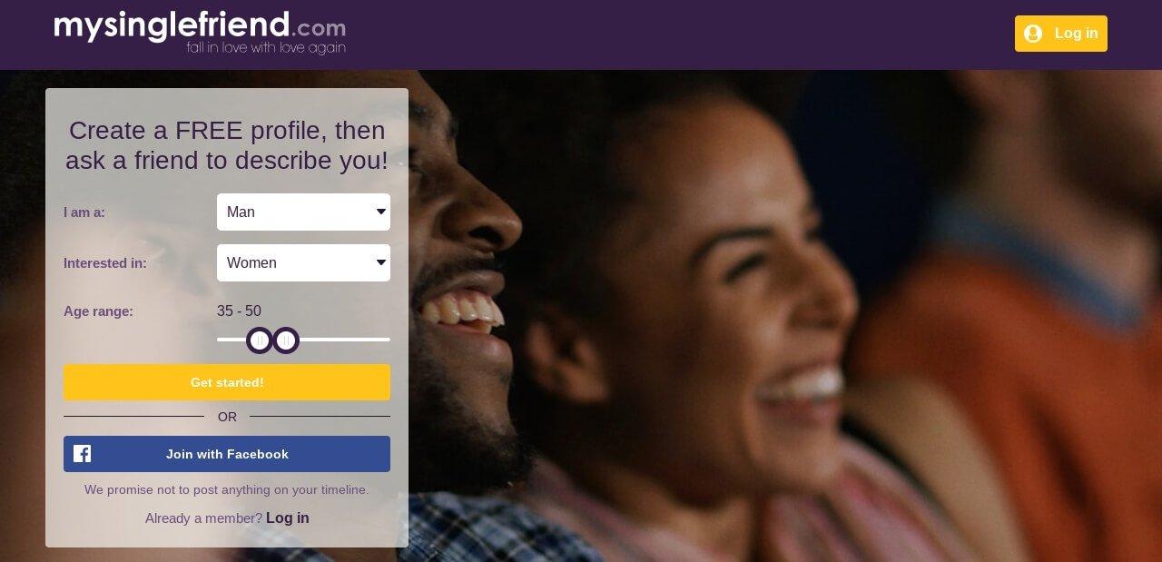 mysinglefriend.com dating site review