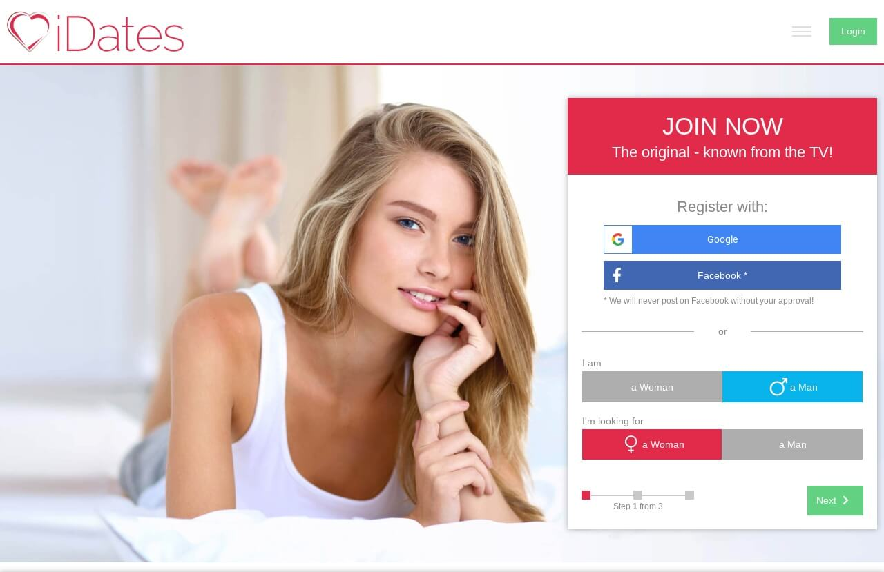 idates dating site review
