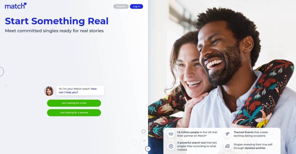 match.com uk online dating site review