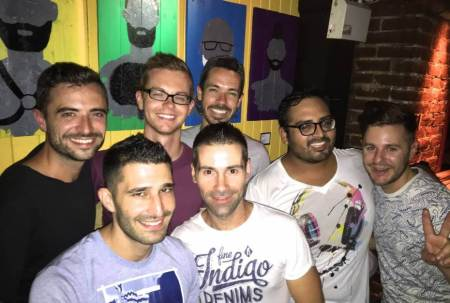 gay singles groups london
