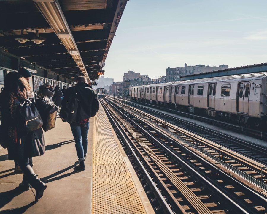 commute train