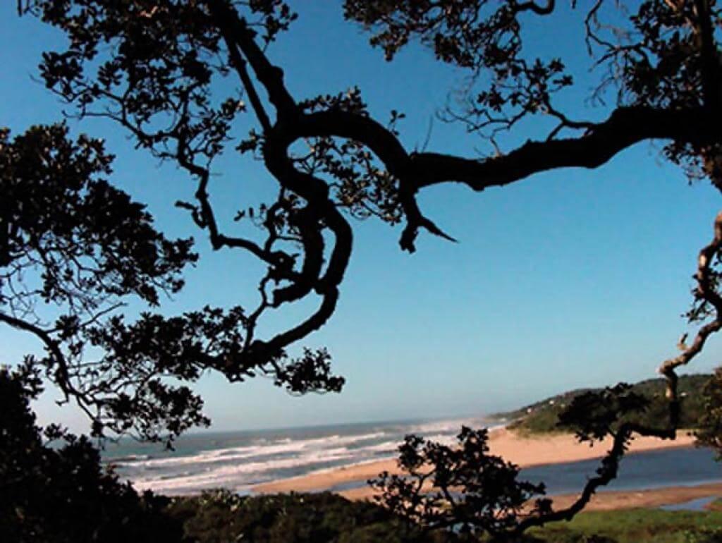 Mpenjati Beach, Nature Reserve, South Africa