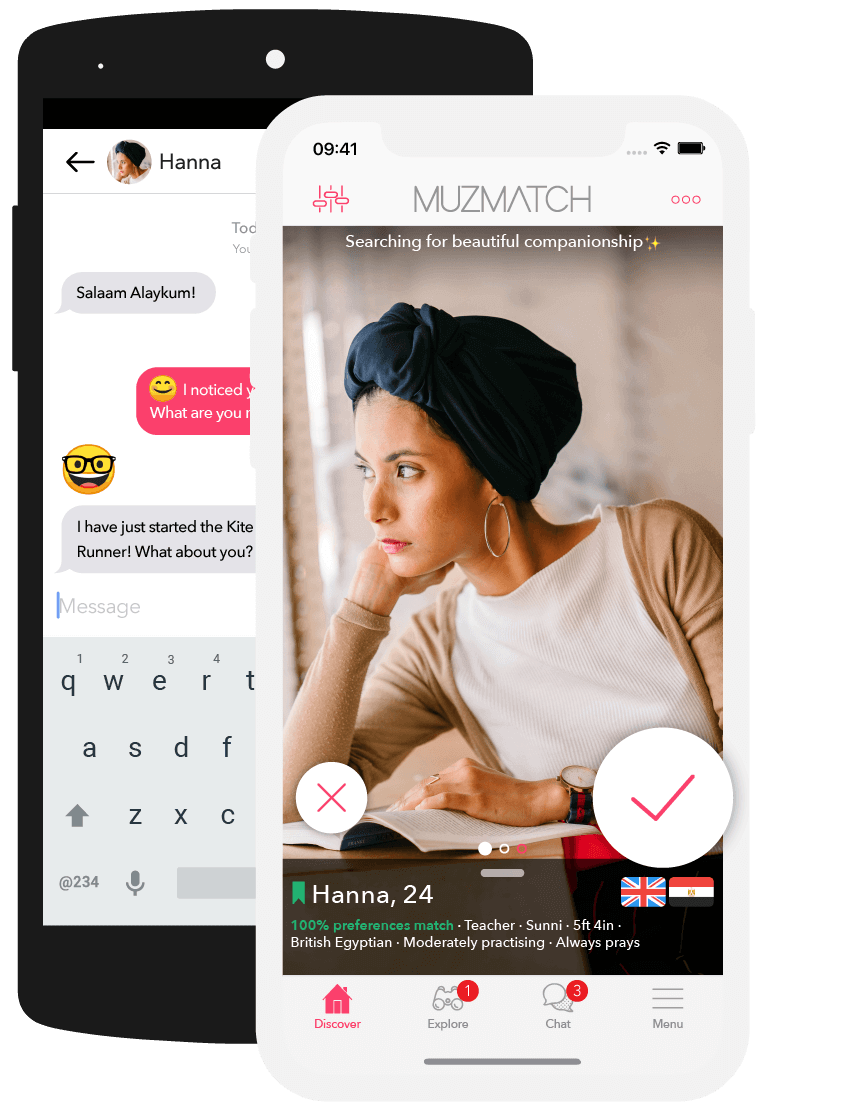 muzmatch app device mobile