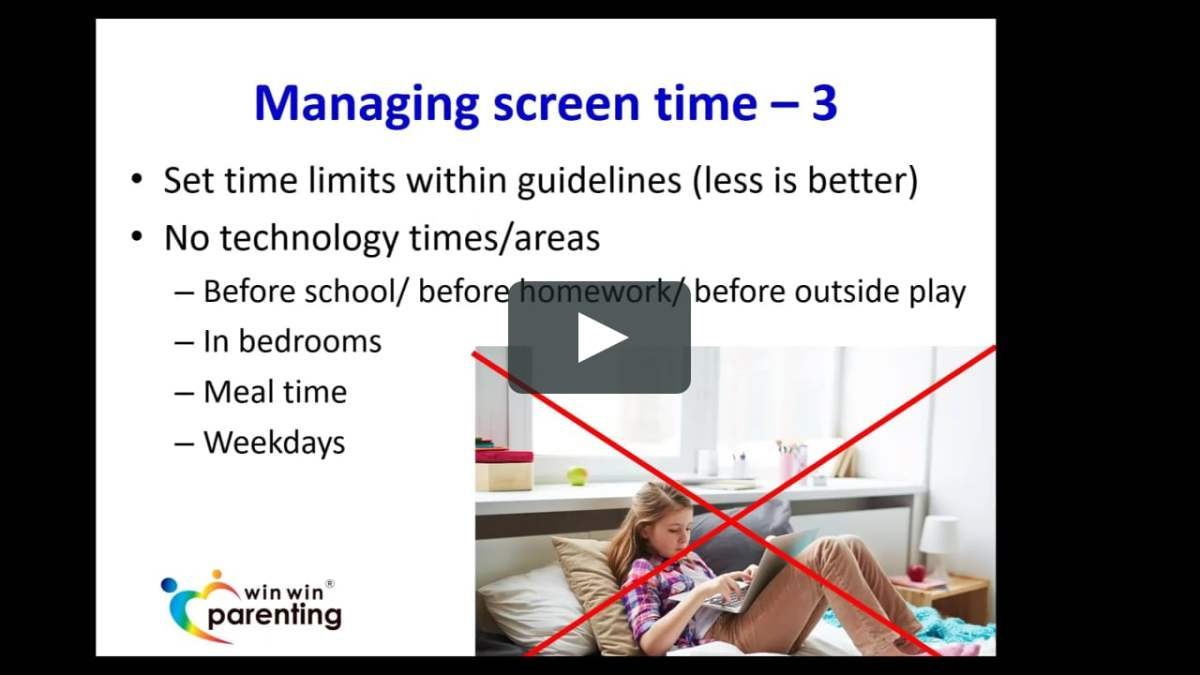 3 Tips To Manage Screen Time For Kids