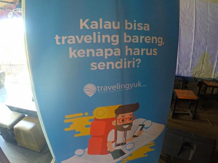 Koper Ransel Travelingyuk
