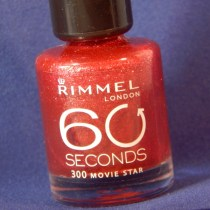 Rimmel Movie Star nail polish