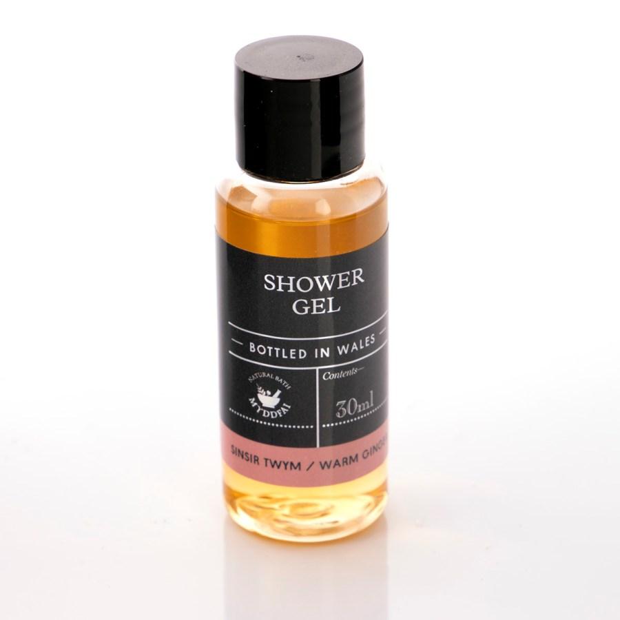 30ml Sinsir Twym Shower Gel