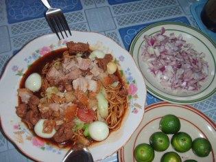 the Pansit Cabagan