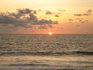 View from the Lumley Beach Sierra Leone / 2006