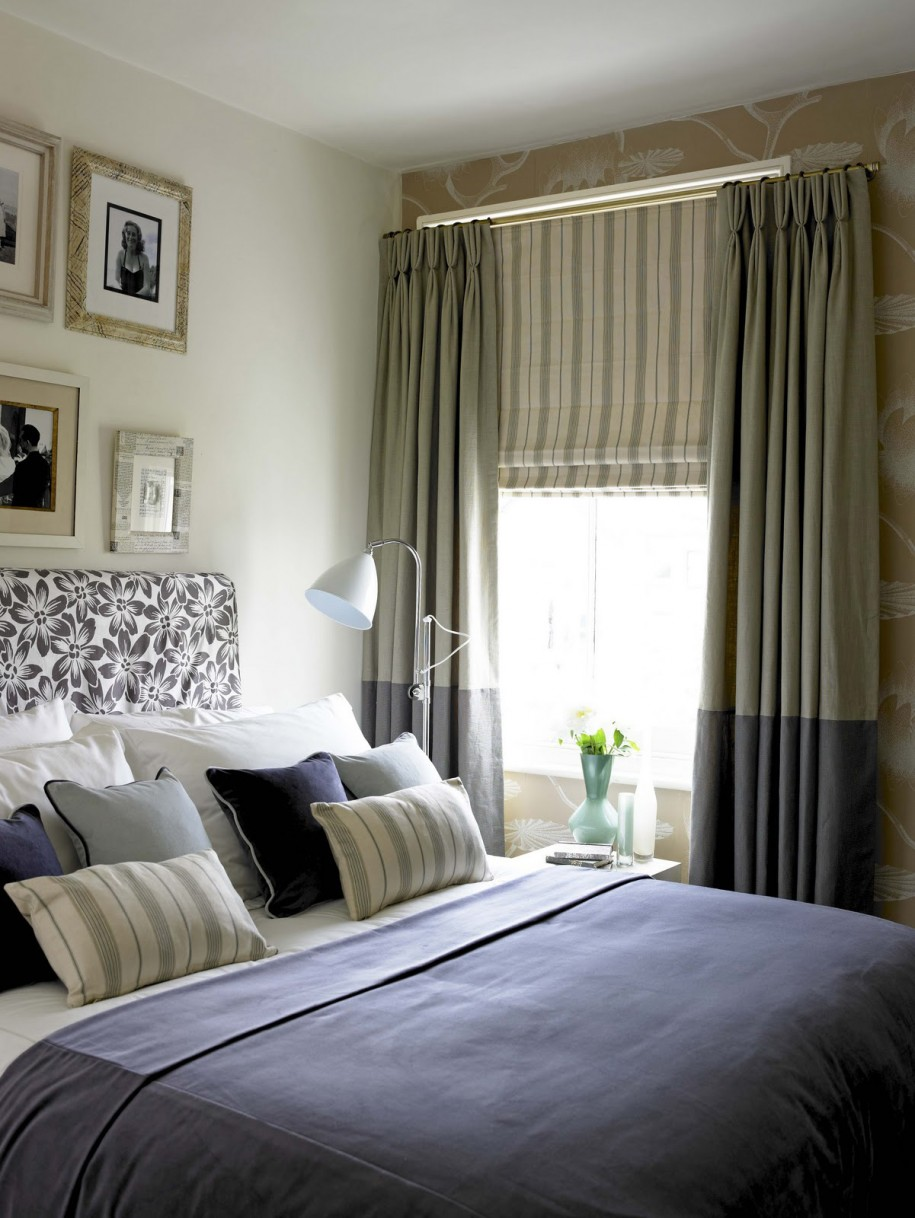 There's No Place Like Home: 4 Ways To Make Your Home More ... on Master Bedroom Curtains  id=47182