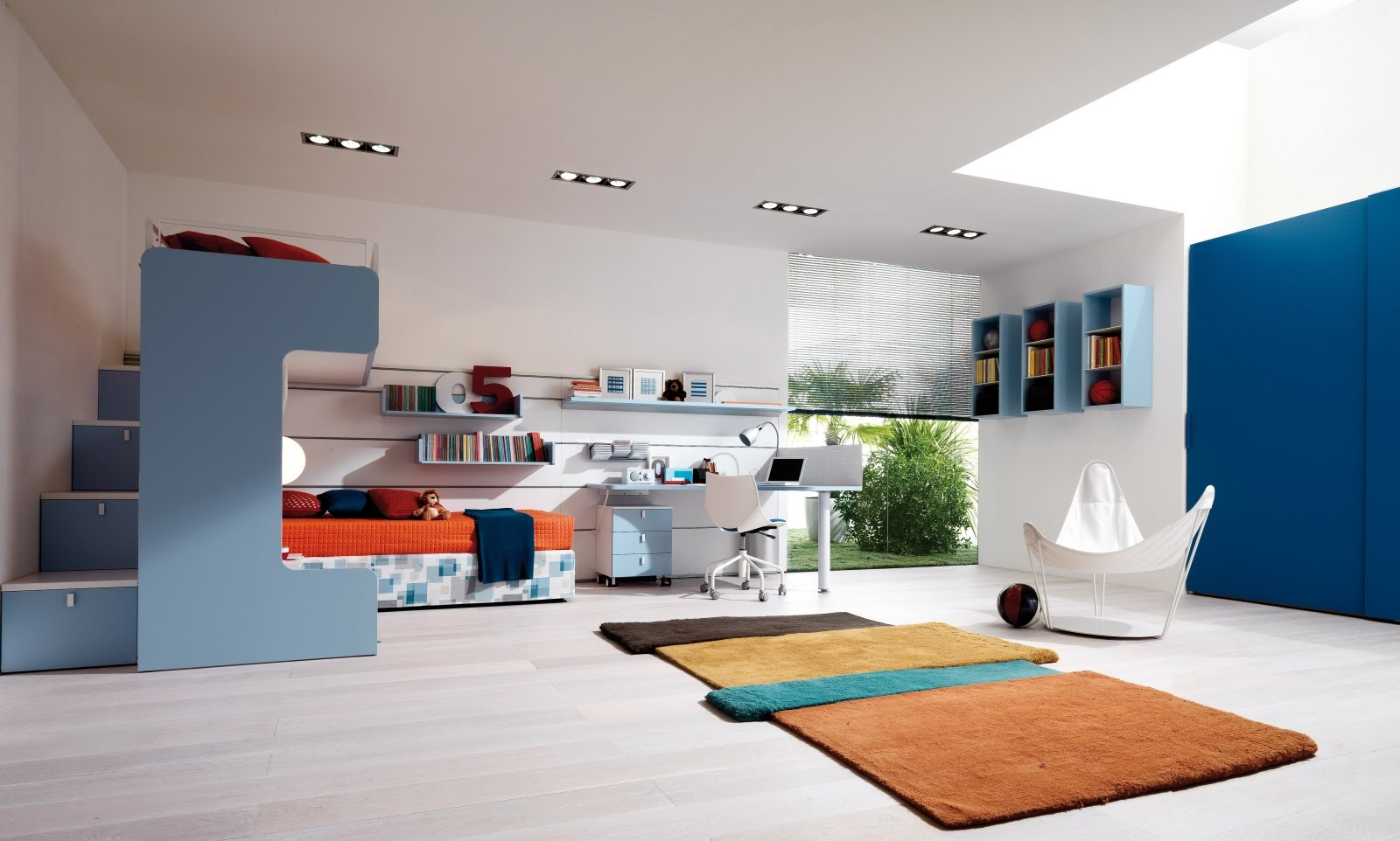 Teenage Room Decor Ideas | My Decorative on Teen Decor  id=90025