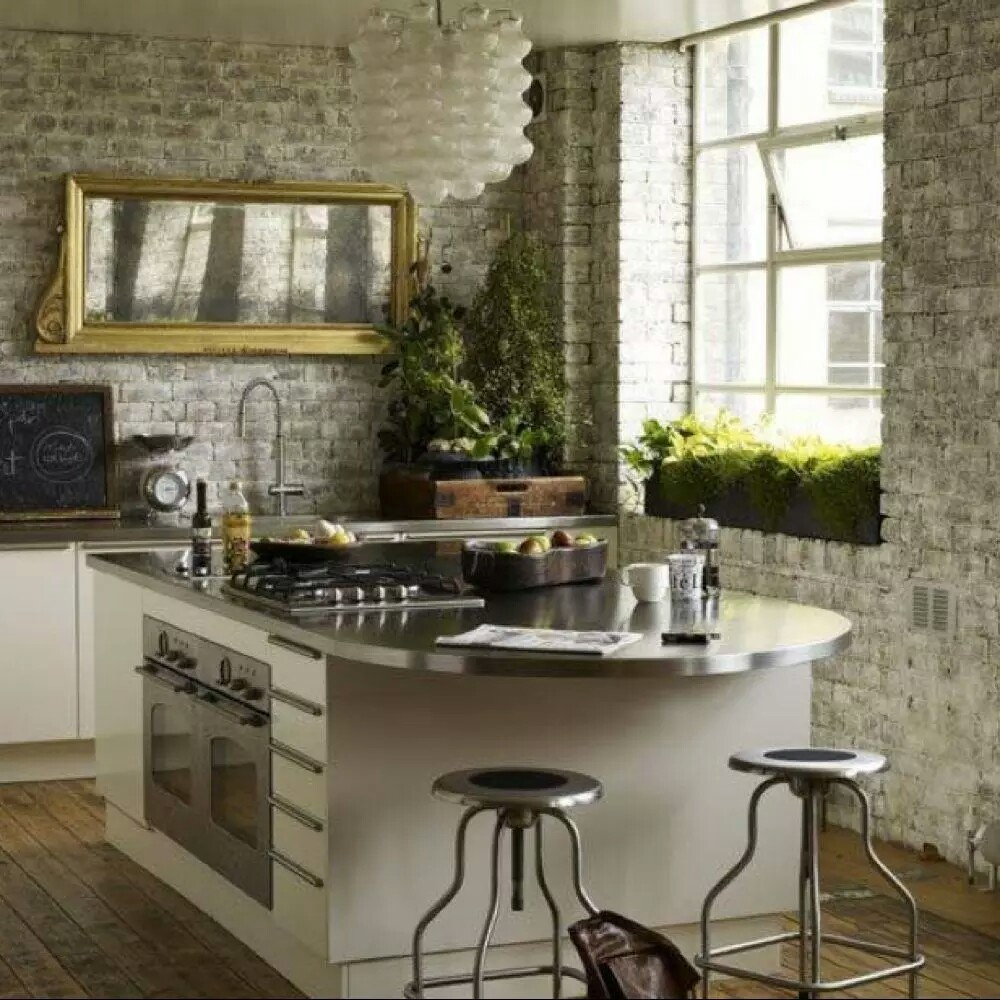 Get A Rustic Style Kitchen | My Decorative on Rustic Traditional Decor  id=19252