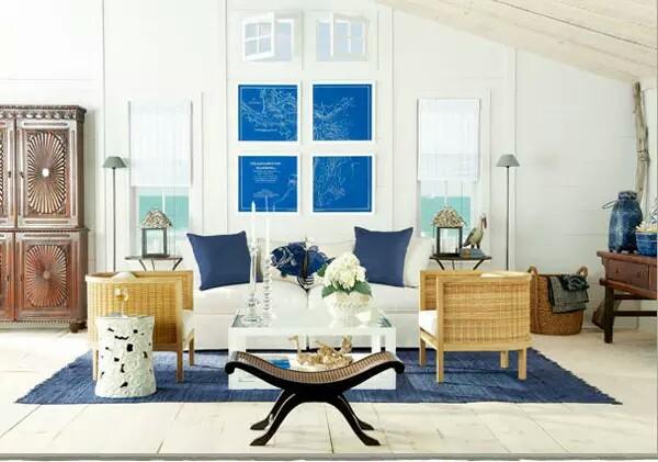 "Coastal Decor Living rooms | My Decorative on ""Room Decor""  id=31586"