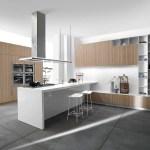 White Kitchen Island Design Ideas And White Wire Barstools Design For Modern Kitchen Design Ideas With Kitchen Wall Unit Design Ideas With Marble Flooring Design For Kitchen Interior Design Ideas My Decorative
