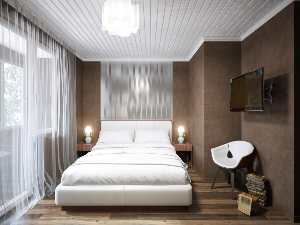 Top 10 Simple Design Tips For Stunning Small Bedrooms   My ... on Simple Best Bedroom Design  id=81940