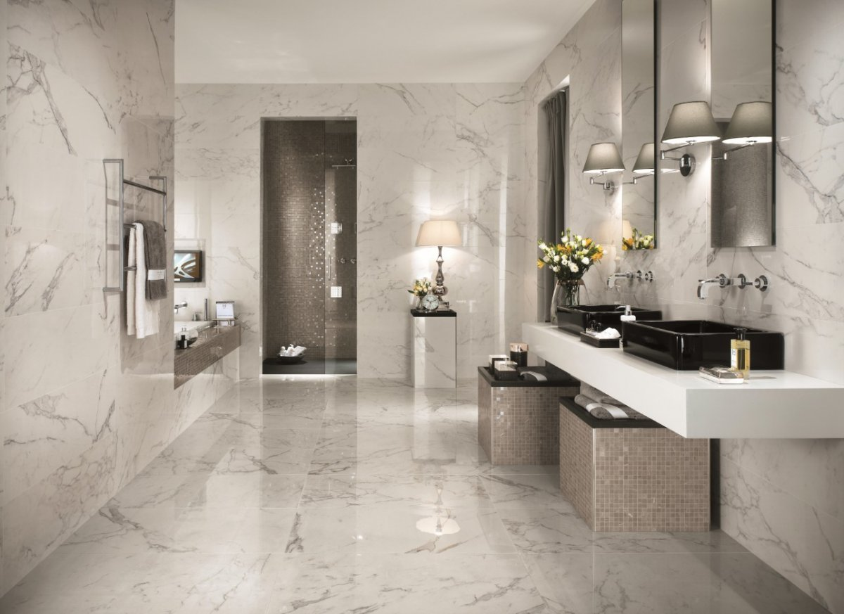 6 High-End Design Additions For Luxury Bathrooms