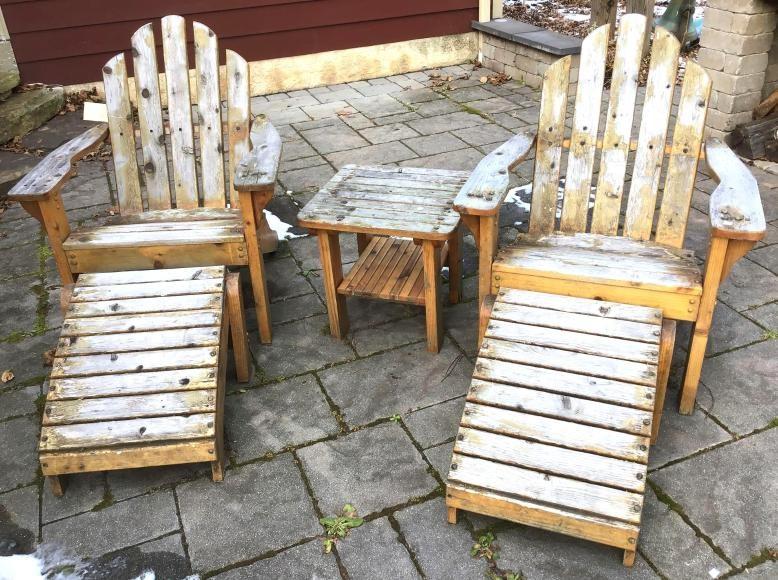 about adirondack chairs